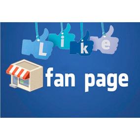 Compro Fan Page Facebook