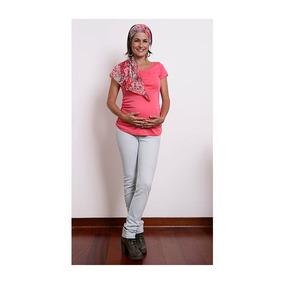 Jeans Maternal Pitillo
