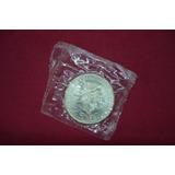 Moneda De Plata Olimpiadas 1968 En Su Empaque Original