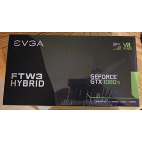 Novo Jogo Híbrido Evga Geforce Gtx 1080 Ti Ftw3, 11g-p4-66