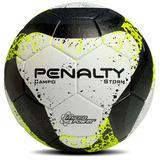 Pelota De Futbol Penalty Storm Con Costura Negro Y Amarillo