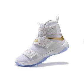 Tênis Nike Masculino Sl Soldier Lebron 10 Original