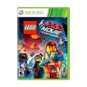The Lego Movie Videogame Xbox 360 Mídia Física Em Português