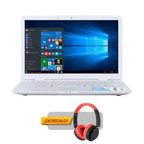 Notebook Pcbox Sigui 3 + Auricular Bluetooth + Envio Gratis