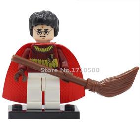 Harry Potter Boneco Lego Compativel - Pronta Entrega
