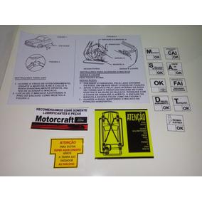 Kit Completo De Adesivos Ford Corcel 1968-1977 Ldo Gt Luxo