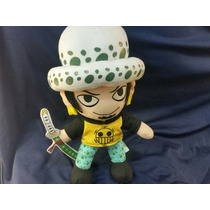 Peluche One Piece Trafalgar Anime 30 Cm