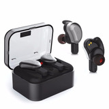 Audifonos Bluetooth Syllable D9 Mini Twins Bateria Metalicos