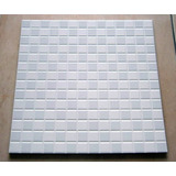 Ceramica Piscina Pileta Aqua Blanco Scop 1ra Calidad X Caja