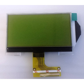 Display Lcd P/ Telefone Intelbras Cf4000 Cf5002 Original