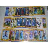 Lote 30 Cartas Dragon Ball Usadas A $50 - No Envío