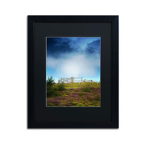 Natures Blanket Matted Framed Canvas Art By Philippe Sain