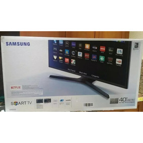 Televisor Led Samsung Smart Tv 40 Pulgadas Serie 5 5200