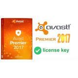 Licencia Antivirus Avast 2017 Premier X 5 Años