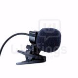Microfono C Clip Corbatero Solapero Radio Y Conferencias