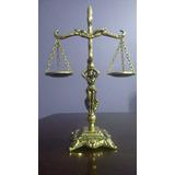 Balança Justiça (deusa)bronze Maciço Grande Advogado/juizes