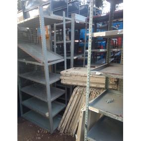 Vendo Estanterias Metalicas Usadas.Vendo Estanterias Metalicas Usadas 3x45 Usado En Mercado Libre Argentina