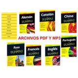 Libros Idiomas Pdf Y Mp3 (envio Digital)