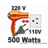 Computoys Transformador 110-220v, 500 Watts Qmwt02q Zmwt02