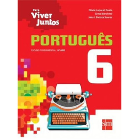 Para Viver Juntos - Portugues - 6º Ano - Ensino Fundamental