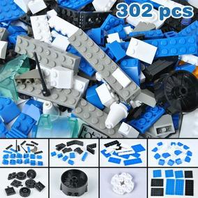300 Peças De Encaixe Compatível Com Lego.