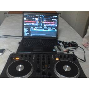 Controlador Dj Numark Mixtrack + Interfaz Behringer Uca202