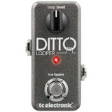 Pedal Looper Tc Electronic Ditto