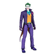 Dc Essentials The Joker Dc Collectibles - Robot Negro