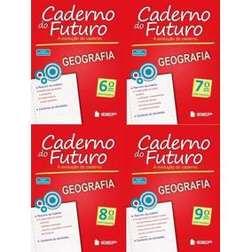 Coleção Caderno Do Futuro Geografia - Professor