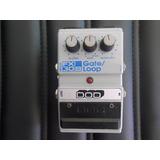 Dod Fx30b Noise Gate C/ Loop Switch 2 Instrumentos Hecho Usa