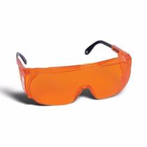 Óculos Laranja Bloqueador De Luz Azul - Escuridão Virtual
