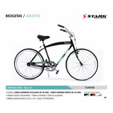 Bicicleta Playera Stark Summer R 26