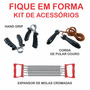 Kit De Acessórios Corda + Hand Grip + Extensor 30% Off