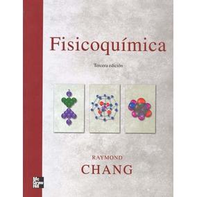 Libro Fisicoquimica De Chang Mcgraw Hill