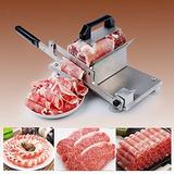 Control Manual De La Máquina De Cortar Carne De Cordero Ino