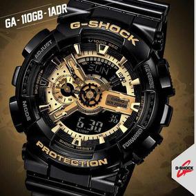 c70509c0973 Relógio Casio G Shock Ga 110 Wr 200 5 Alarmes Hora Mundial B ...