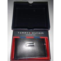 Oferta! Billetera Tommy Hilfiger Original Passcase & Valet