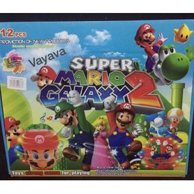 Trompo Mario Bros Con Luz Y Sonido