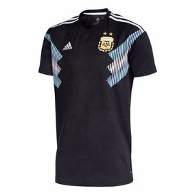 Camiseta adidas Suplente De Juego Selección Argentina 2018