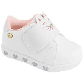 b025ed2df Tênis Sneaker Luz Pampili Branco 16505089