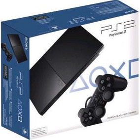 Playstation 2 Slim Desbloqueado 90001(fonte Interna)