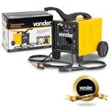 Transformador Maquina Solda Elétrica Tt2500 110-220 Vonder