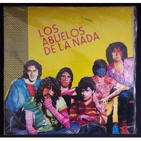 Los Abuelos De La Nada-el Album-1991-lp Vinilo-excel Estado