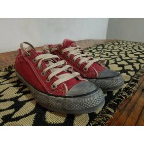 Zapatillas Converse Mujer Solo 1 Postura!