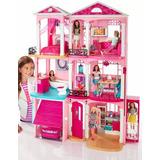 Barbie Casa De Los Sueños Mattel Msi