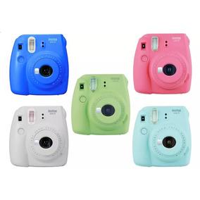 Câmera Polaroid Fujifilm Instax Mini 9 Colors - Original