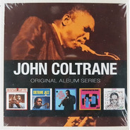 John Coltrane - Box Set 5 Cds  Original Album Series Lacrado