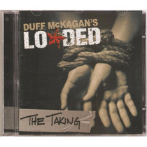 Cd Duff Mckagan´s - The Taking ( St2 ) 2011