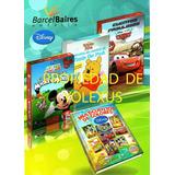 Cuentos Disney,cars,mickey Mouse,spiderman,vengadores