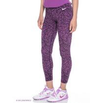 Calza Nike Estampada, Nueva Con Etiquetas, Importada Usa